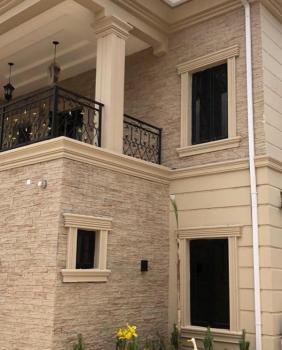 4 Bedrooms with 2 Living Rooms, One Study All Rooms En-suites with Bq and a Garden, Games Village, Kaura, Abuja, Detached Duplex for Sale