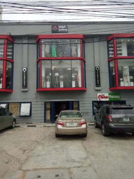 77.84sqm Commercial Space Suitable for Office/shop, Awolowo Road, Falomo, Ikoyi, Lagos, Office Space for Rent