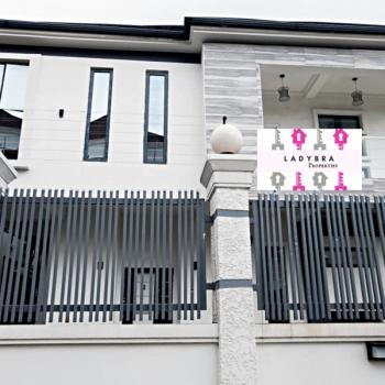 5 Bedroom Fully Detached Duplex with Bq, Off Igbo Efon, Lekki Epe Expressway, Igbo Efon, Lekki, Lagos, Detached Duplex for Rent