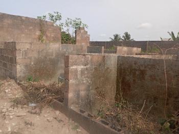 Uncompleted 2 Bedroom Flat with 2 Nos of Mini Flat, Itele Aiyetoro After Ayobo, Ipaja, Lagos, Mini Flat for Sale
