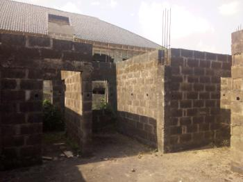 Uncompleted Up-to Decking Level 2 Nos of 3 Bedroom Flat, Agbele Ekoro Road Abule Egba, Abule Egba, Agege, Lagos, Flat for Sale