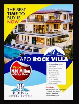 Estate Land, Apo, Abuja, Land for Sale