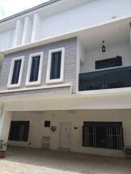 Newly Built Luxury 4bedroom Terrace Duplex with 24hours Light in a Highly Secure Estate, Off Orchid Hotel Road, Lafiaji, Lekki, Lagos, Terraced Duplex for Rent