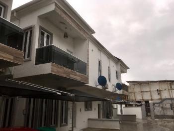 Brand New and Serviced 4 Bedroom Semi Detached Duplex, Off Orchid Hotel Road,, Lafiaji, Lekki, Lagos, Semi-detached Duplex for Rent