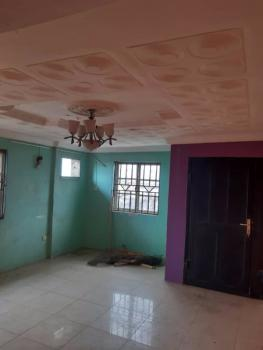 a Fairly Used and Spacious Newly Renovated 3 Bedroom Flat, Pedro Road, Palmgrove, Shomolu, Lagos, Flat for Rent