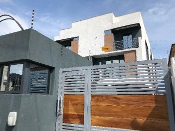 Luxury 4 Bedroom Maisonette with Bq, Marwa/ 2nd Roundabout, Lekki Phase 1, Lekki, Lagos, Semi-detached Duplex for Sale