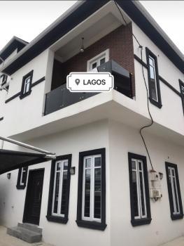 Brand New Spacious 4 Bedroom Semi Detached House with Big Compound, Ikota Gra, Ikota Villa Estate, Lekki, Lagos, Semi-detached Duplex for Rent