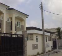4 Bedrooms Duplex With Marble Tiles, , Ilupeju, Lagos, 4 Bedroom House For Rent