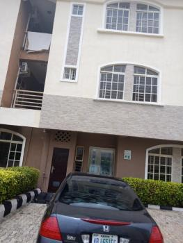 4 Bedroom Serviced Terrace Duplex, Unique Estate, Jahi, Abuja, Terraced Duplex for Rent