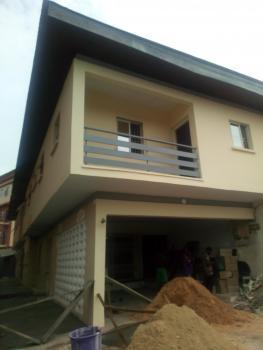 Newly Renovated 4 Bedroom Detached Duplex with Bq, Allen, Ikeja, Lagos, Semi-detached Duplex for Rent