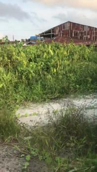3 Plots of Commercial/resident Well Positioned Land, Before Cooperative Villa Bus Stop, Badore, Ajah, Lagos, Mixed-use Land for Sale