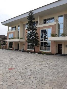 4 Units of 3 Bedroom Terraced Duplex, Lekki Phase 1, Lekki, Lagos, Terraced Duplex for Sale
