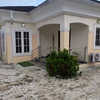 Premium Stand-alone 4 Bedroom Bungalow, Woji, Port Harcourt, Rivers, Detached Bungalow for Rent