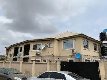 a Well Finished 2 Bedroom Flat, Eric Manuel, Bode Thomas, Surulere, Lagos, Flat for Rent