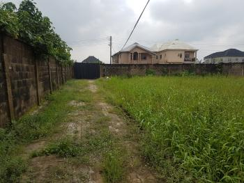 Fenced Plot with Bq on Big Land, Riverview Estate By Rainbow Fm, Opic, Isheri North, Ogun, Mixed-use Land for Sale