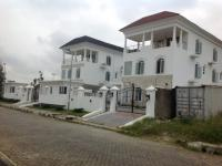 New Water View 6 Bedroom Duplex On 2 Floors With Swimming Pool And Boys Quarters On 800 Square Metre Land., Banana Island, Ikoyi, Lagos, 6 Bedroom House For Sale