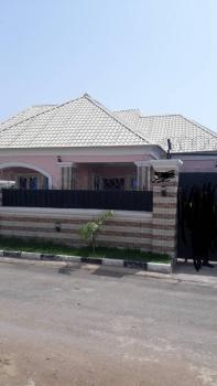 Spacious and Standard 3bedroom with 1room Bq, Lokogoma, Lokogoma District, Abuja, Detached Bungalow for Sale