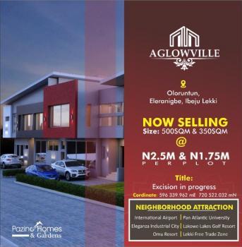 Estate Land, Eleranigbe, Ibeju Lekki, Lagos, Mixed-use Land for Sale