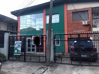 a Well Built 6 Bedroom Semi Detached Duplex with a Bq, Adelabu, Surulere, Lagos, Semi-detached Duplex for Rent