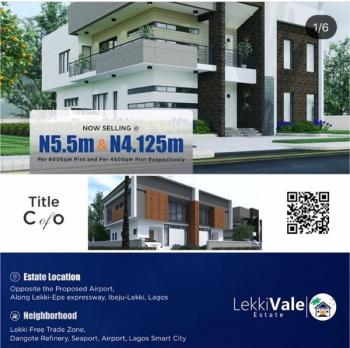 Lekki Vale Estate, Eleranigbe, Ibeju Lekki, Lagos, Residential Land for Sale