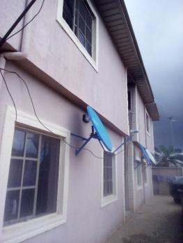 a Spacious 2 Bedroom Flat, Aniyikaye Street, Akesan, Alimosho, Lagos, House for Rent