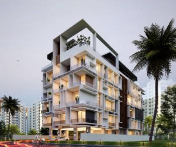 Luxury 3 Bedroom Flats with Bq, Palm Springs Estate, Ikate Elegushi, Lekki, Lagos, Flat for Sale