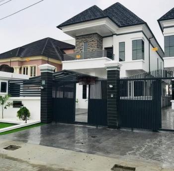 Brand New, Luxurious 5 Bedroom Detached Duplex + Bq, Chevy View Estate, Lekki, Lagos, Detached Duplex for Sale
