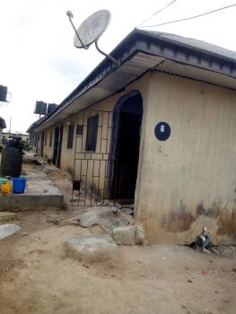 Elaborate Flats of 11 Self Contained and 1 Bedroom, Otokutu, Ughelli South, Delta, Self Contained (single Rooms) for Sale