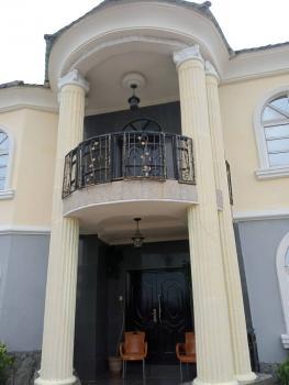 5 Spacious Massive Rooms, Plot J125 Chucks Nwadeyi Avenue,close to Express, Mpape, Abuja, Detached Duplex for Sale