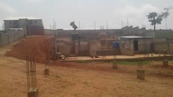 Developed, Proposed School Land ( 2 Story  Building with Underground Park), Hon.f.e Okonkwo Crescent, Mpape, Abuja, Mixed-use Land for Sale