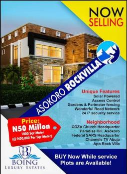 Land for Sale in Abuja Asokoro, Asokoro District, Abuja, Residential Land for Sale