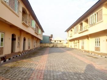 a 3 Bedroom Terraced Duplex with a Room Staffs Quarter, Agungi, Lekki, Lagos, Terraced Duplex for Sale