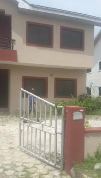 4 Bedroom Semi-detached with a Room Bq, Ocean Bay Estate, Lafiaji, Lekki, Lagos, Semi-detached Duplex for Sale