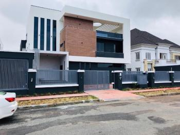 Magnificent Built 5 Bedroom Detached Waterfront House with 2rm Bq, Gym, Cinema Room and Swimming Pool [off-plan Sales], Banana Island, Ikoyi, Lagos, Detached Duplex for Sale