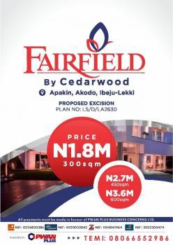 Land, Free Trade Zone, Apakin, Akodo Ise, Ibeju Lekki, Lagos, Mixed-use Land for Sale