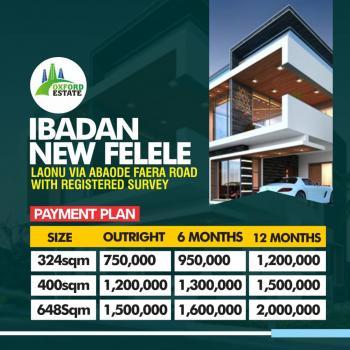 Oxford Estate New Felele, New Felele Extension, Ibadan, Oyo, Mixed-use Land for Sale