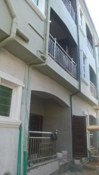 Brand New 2 Bed Room @ Victory Estate, Ago Palace, Isolo, Lagos, Flat for Rent
