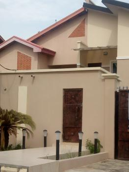 Buy Clean 5 Bedroom Semi Detached House with Bq, Separate Laundry Room, on 600m2, Off Muri Folami Street, Gra, Ogudu, Lagos, Semi-detached Duplex for Sale