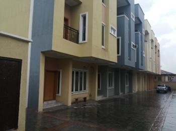 Tastefully Finished 5 Bedroom Terrace Duplex  All Rooms En Suite in a Serene and Secured Estate with 24 /7 Security, Akora Villa Estate, Adeniyi Jones, Ikeja, Lagos, Terraced Duplex for Sale