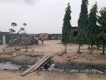 2 Plots of Dry Land, Alagutan Road, Off Mobil Road, Ilaje, Ajah, Lagos, Mixed-use Land for Sale