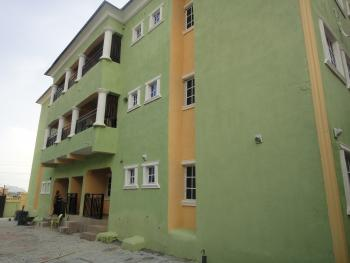 Exquisite 2 Nos of 2  Bedroom Flat, Paved with Interlocking, Crd, 1, Layout District, Near Cbn Quarters., Lugbe District, Abuja, Flat for Rent