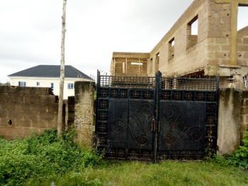 Uncompleted 2 Bedroom 4 Flat, Ire Akari Estate, Idi Oya Off Tipper Garage- Ashipa Road, Akala Express, Ibadan, Oyo, Block of Flats for Sale