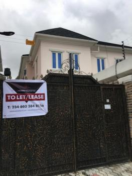 5 Bedroom Fully Detached House  for Rent in Oral Estate, By Chevron, Oral Estate, Chevron, Lekki, Lagos, Detached Duplex for Rent