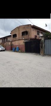 Very Decent Block of 3 Numbers Flats, Zainab Street, Medina, Gbagada, Lagos, Block of Flats for Sale