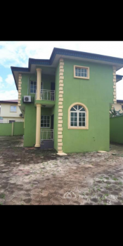 5 Bedroom Fully Detached House with 1 Room Bq, Gra, Magodo, Lagos, Detached Duplex for Sale