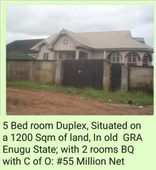 5 Bedroom, Close to Park Avenue., Gra, Enugu, Enugu, Detached Bungalow for Sale