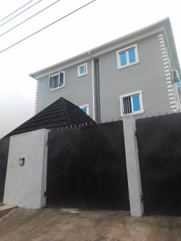 an Exquisitely Built 3 Bedroom Flat with a Bq, Off Iwaya Road, Onike, Yaba, Lagos, Terraced Duplex for Rent