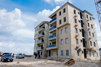Beautiful Tastefully Built 3 Bedroom Flat, Mega Mound Estate, Ikota Villa Estate, Lekki, Lagos, Flat for Sale