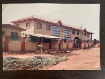 6 Flats of 3 Bedrooms House with 2 Bedrooms Bq, Okhoro, Off Medical Store Road New Benin, Benin, Oredo, Edo, Block of Flats for Sale