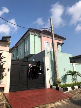 Newly Built 4 Bedroom Duplex, One Room Bq, All Rooms En-suite, Magodo, Lagos, Detached Duplex for Sale